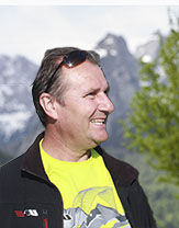 Swiss Team Manager Hansjörg Walliser