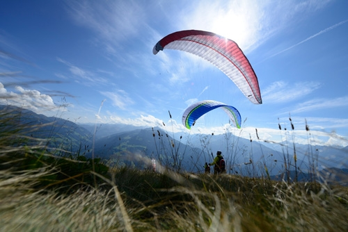 Discontinued Paragliders