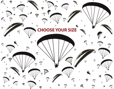 Glider sizes – how to choose