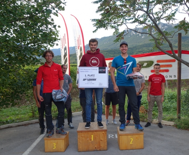 Newcomer Challenge Tolmin