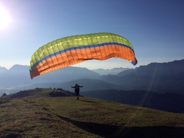 UP Hike & Fly Days Austria 2019