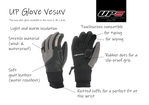 Gloves Vesuv