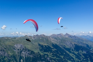 UP becomes partner of the Paragliding World Cup